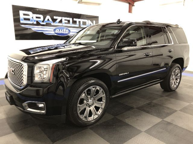 2016 GMC Yukon Denali, Open Road Pkg, HUD, Adaptive Cruise, Power Boards, 22in Wheels Houston TX