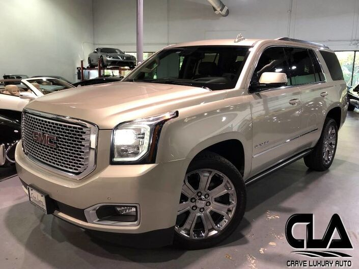2016 GMC Yukon Denali The Woodlands TX