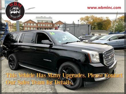 2016_GMC_Yukon XL_4WD SLT w/ Preferred Package_ Arlington VA