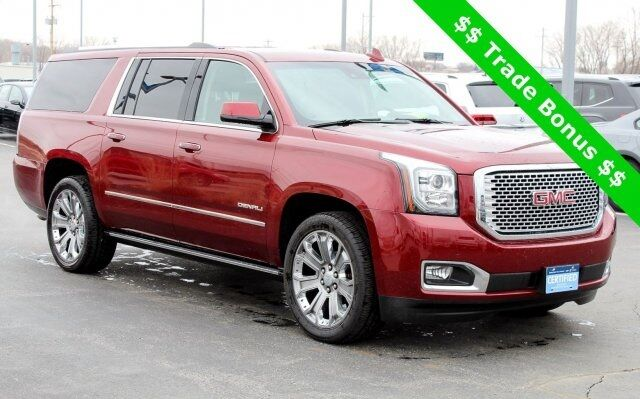2016 GMC Yukon XL Denali Green Bay WI