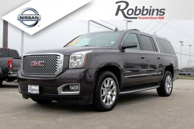 2016 GMC Yukon XL Denali Houston TX