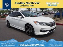 2016_HONDA_ACCORD SEDAN_4DR I4 CVT SPORT_ Las Vegas NV