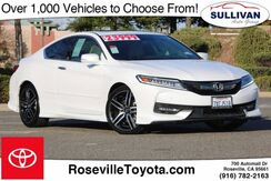 2016_HONDA_Accord_TRG V6_ Roseville CA