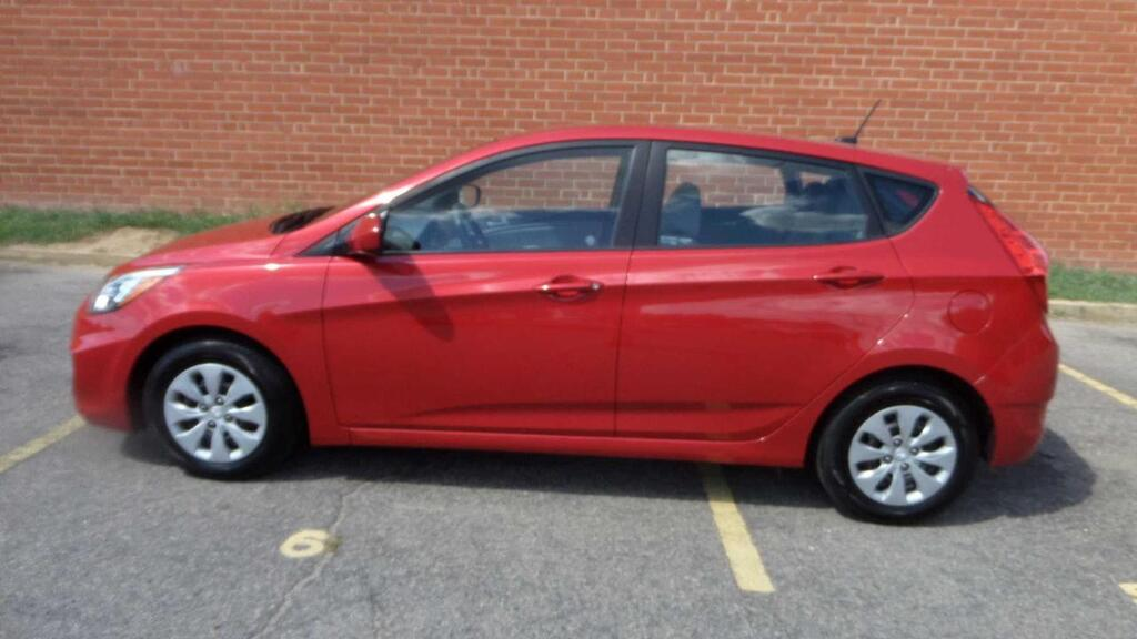 2016 HYUNDAI ACCENT  Youngsville NC