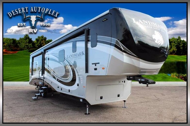 2016 Heartland Landmark Newport Triple Slide Fifth Wheel RV Mesa AZ