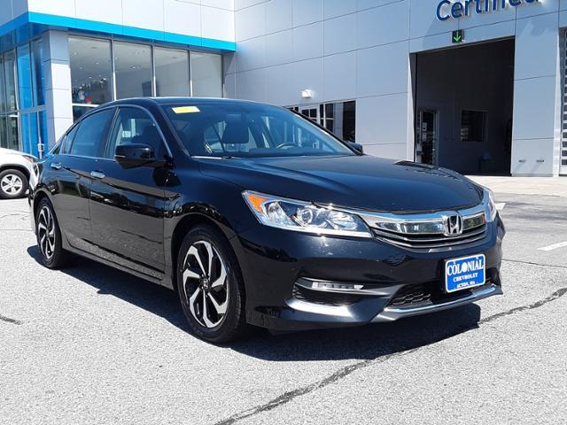 2016 Honda Accord 4dr I4 CVT EX-L Acton MA