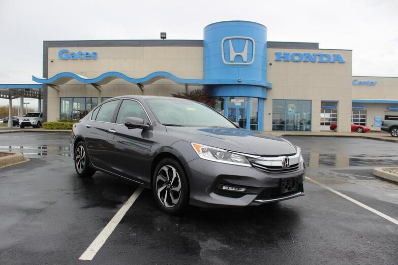 2016 Honda Accord 4dr I4 CVT EX Lexington KY
