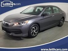 2016_Honda_Accord_4dr I4 CVT LX_ Raleigh NC