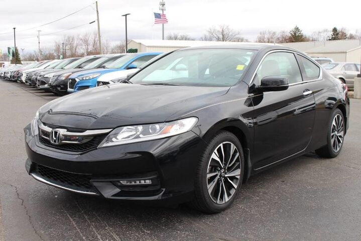 2016 Honda Accord Coupe EX Fort Wayne Auburn and Kendallville IN