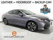 Honda Accord Coupe EX-L *BACKUP-UP/SIDE CAMERAS, MOONROOF, LEATHER, HEATED SEATS, TOUCH SCREEN, BLUETOOTH PHONE & AUDIO 2016