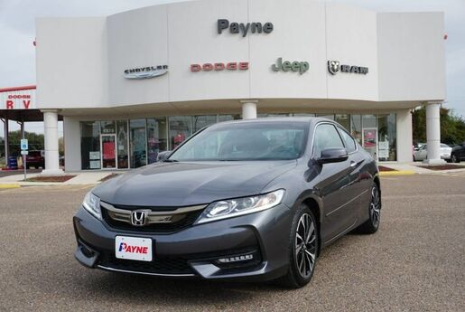 2016 Honda Accord Coupe EX-L Brownsville TX