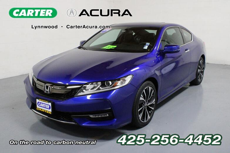 2016 Honda Accord Coupe EX-L Seattle WA