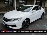 2016 Honda Accord Coupe EX-L V6 Coupe AT