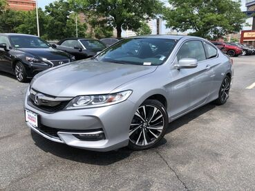 2016_Honda_Accord Coupe_EX_ Worcester MA