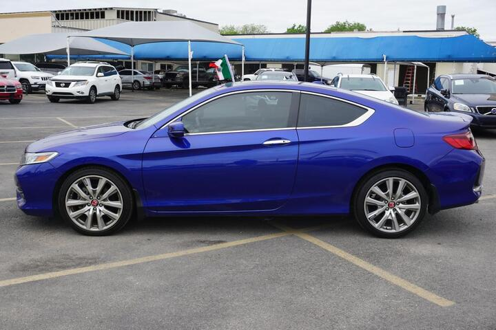2016 Honda Accord Coupe HFP Pkg Touring Dallas TX