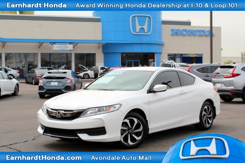 2016 Honda Accord Coupe LX-S Avondale AZ