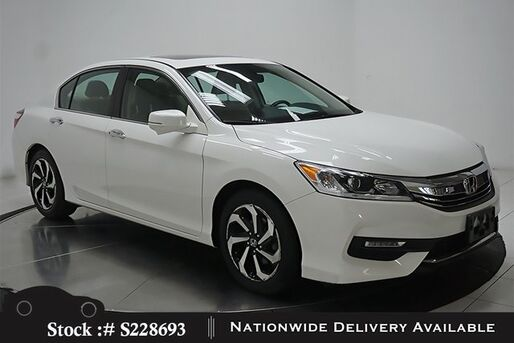 2016_Honda_Accord_EX-L CAM,SUNROOF,HTD STS,KEY-GO,17IN WHLS_ Plano TX