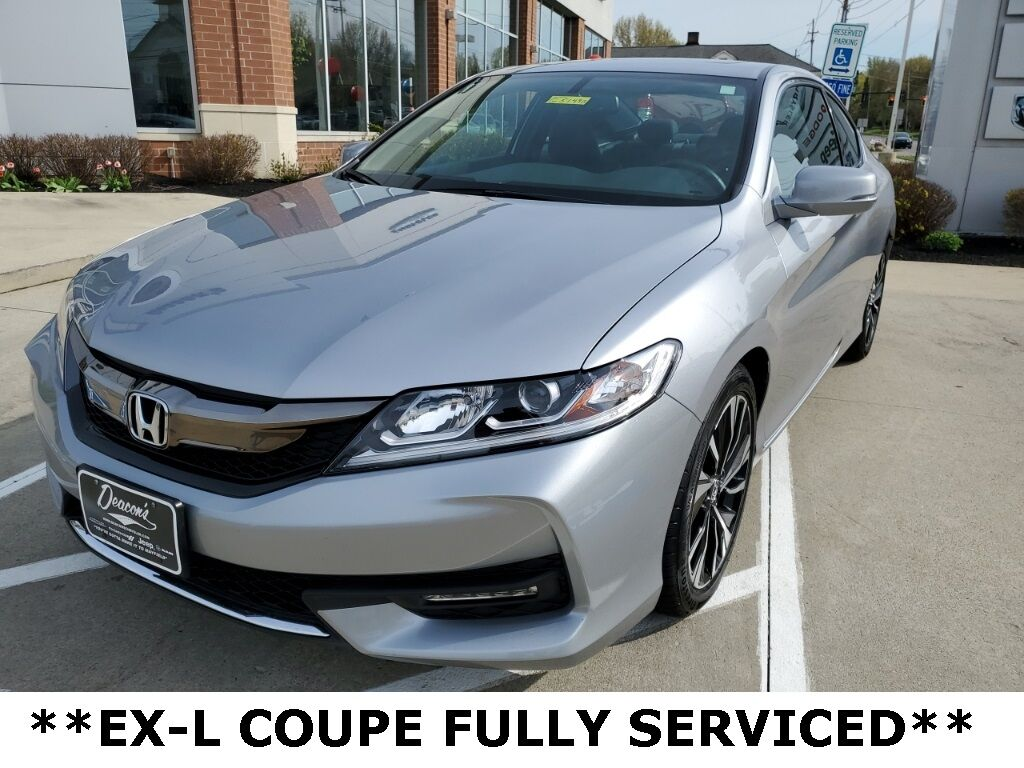 2016 Honda Accord EX-L Mayfield Village OH