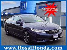 2016_Honda_Accord_EX-L_ Vineland NJ