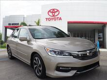 2016_Honda_Accord_EX-L w/Navigation and Honda Sensing_ Delray Beach FL