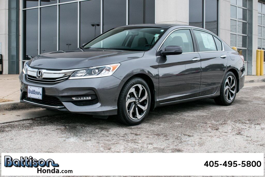 2016_Honda_Accord_EX_ Oklahoma City OK