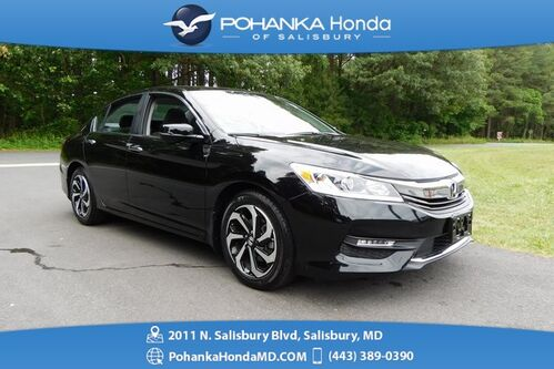 2016_Honda_Accord_EX SES ** Honda Certified 7 Year / 100,000 **_ Salisbury MD