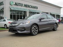 2016_Honda_Accord_EX Sedan CVT LEATHER, BACKUP CAMERA, RIGHT BLIND SIDE VIEW, KEYLESS START, WOODGRAIN INTERIOR TRIM_ Plano TX
