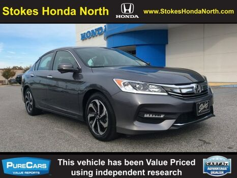 2016_Honda_Accord_EX_ Aiken SC