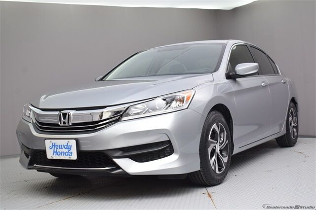 2016_Honda_Accord_LX_ Austin TX