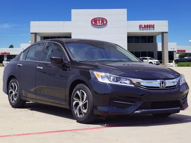 2016 Honda Accord LX Carrollton TX