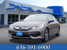 2016_Honda_Accord_LX_ Ellisville MO