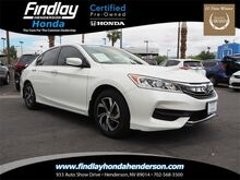 2016_Honda_Accord_LX_ Henderson NV