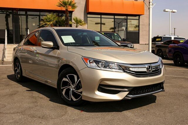 2016 Honda Accord LX Las Vegas NV