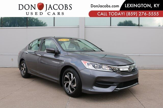 2016 Honda Accord LX Lexington KY
