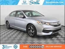2016_Honda_Accord_LX_ Miami FL
