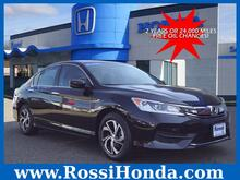 2016_Honda_Accord_LX_ Vineland NJ