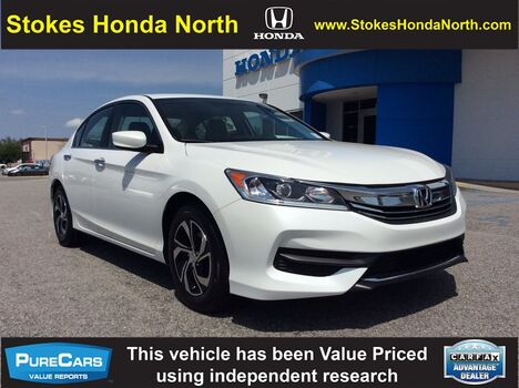 2016_Honda_Accord_LX_ Aiken SC