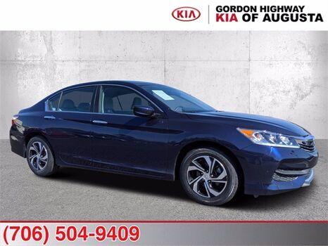 2016_Honda_Accord_LX_ Aiken SC