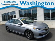 2016_Honda_Accord_LX_ Washington PA
