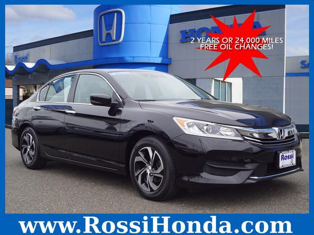 2016 Honda Accord LX w/Honda Sensing Vineland NJ