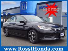 2016_Honda_Accord_LX w/Honda Sensing_ Vineland NJ