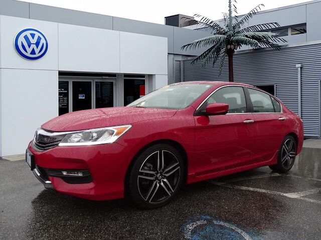 2016 Honda Accord Sedan  Providence RI