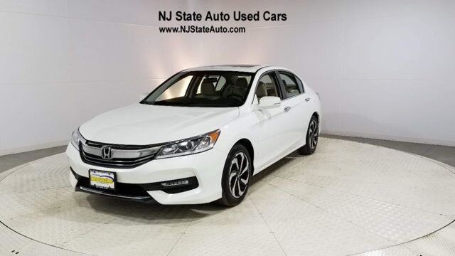 2016 Honda Accord Sedan 4dr I4 CVT EX Jersey City NJ