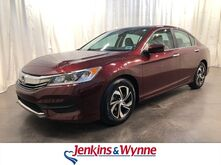 2016_Honda_Accord Sedan_4dr I4 CVT LX_ Clarksville TN