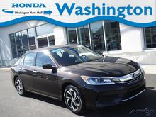 2016_Honda_Accord Sedan_4dr I4 CVT LX_ Washington PA