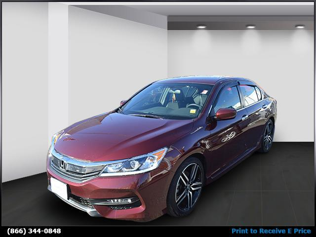 2016 Honda Accord Sedan 4dr I4 CVT Sport PZEV Bay Ridge NY