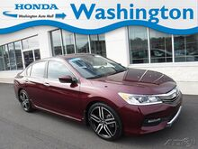 2016_Honda_Accord Sedan_4dr I4 CVT Sport PZEV_ Washington PA