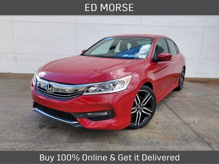 2016 Honda Accord Sedan 4dr I4 CVT Sport Riviera Beach FL