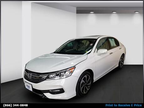2016 Honda Accord Sedan 4dr V6 Auto EX-L PZEV Brooklyn NY
