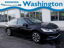 2016_Honda_Accord Sedan_4dr V6 Auto EX-L_ Washington PA